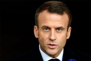 Εμανουέλ Μακρόν: «Αυτό που ζούμε είναι ο εγκεφαλικός θάνατος του ΝΑΤΟ»