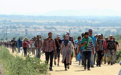 Μεταναστευτικό – Δεν είναι εποικισμός αλλά αντικατάσταση Έθνους