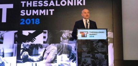 Ξεκίνησαν οι εργασίες της 3ης Συνόδου Thessaloniki Summit