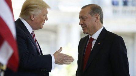 Τηλεφωνική επικοινωνία Τραμπ – Ερντογάν για το περιστατικό στον Πορθμό Κερτς