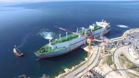 Στο τέλη του 2018 το πρώτο φορτίο ΥΦΑ από τις ΗΠΑ στην Ελλάδα