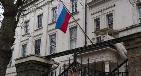 Λονδίνο: Ανακοίνωση της Ρωσικής πρεσβείας για τα στρατεύματα της Βρετανίας που βρίσκονται στην Ουκρανία