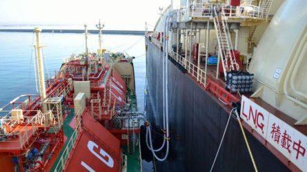 ΔΕΠΑ – Προχωρά στην κατασκευή πλοίου που θα μεταφέρει υγροποιημένο αέριο