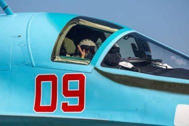 Μαχητικά SU-27 και SU-30 στέλνει στην Κριμαία η Μόσχα