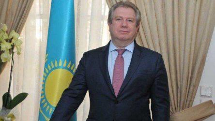 Η Πρεσβεία του Καζακστάν γιόρτασε την 27η ανεξαρτησίας της χώρας