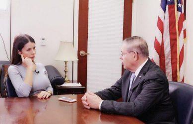 Μπομπ Μενέντεζ: Ισχυρή αμερικανική ναυτική παρουσία σε Αν Μεσόγειο διασφαλίζει τα συμφέροντα των εταιρειών και της Κύπρου