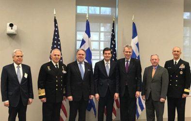 Στρατηγικός Διάλογος – Γεωπολιτική Διάσταση της Οικονομικής Συνεργασίας Ελλάδας – ΗΠΑ
