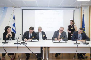 Συμφωνία TAP και ΔΕΣΦΑ για τη συντήρηση του Eλληνικού τμήματος του αγωγού