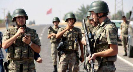 Ενισχύσεις στα σύνορά της με τη Συρία αποστέλλει η Τουρκία