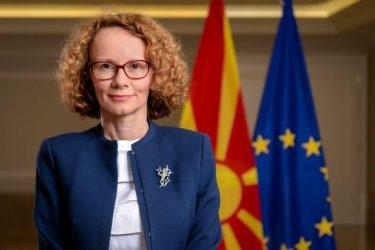 Ραντμίλα Σεκερίνσκα(Σκοπιανή υπουργός άμυνας): Η «Μακεδονία» έχει ήδη κρατήσει θέση στο τραπέζι του ΝΑΤΟ