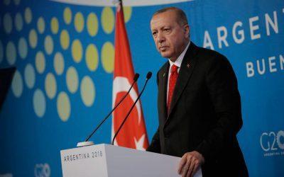 G20: Ηττημένος ο Ερντογάν και οι νέες απειλές χωρίς αντίκρισμα για την Αν. Μεσόγειο