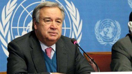 Γκουτέρες: Παράδειγμα διακρατικής προσπάθειας η Συμφωνία των Πρεσπών