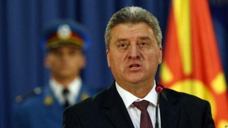 Ο Γκιόργκι Ιβάνοφ κάλεσε τους βουλευτές του κυβερνητικού συνασπισμού να απορρίψουν τη Συμφωνία των Πρεσπών