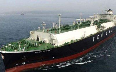 «Maria Energy» – Ξεκίνησε το πλοίο που μεταφέρει το πρώτο ΥΦΑ στην Ελλάδα