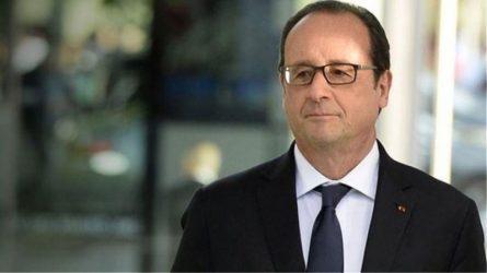 Ολάντ: Ανησυχία για «αναζωπύρωση» του κινδύνου της τρομοκρατίας στη Συρία
