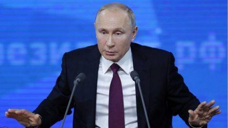 """Ο Πούτιν αποκάλεσε το Οικουμενικό Πατριαρχείο """"Τουρκικό"""" και δείχνει τις προθέσεις της Ρωσίας"""