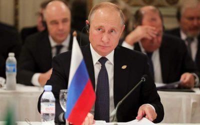 Πούτιν: Όσο υπάρχει Ποροσένκο «ο πόλεμος θα συνεχίζεται»