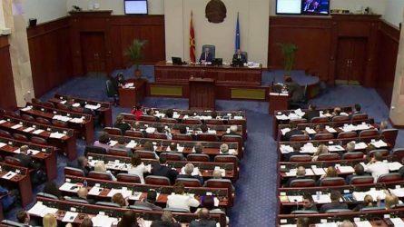 Σκόπια – Πέρασαν οι επίμαχες τροπολογίες από την Βουλή για την Συμφωνία των Πρεσπών