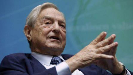 Με ένα εκατομμύριο ευρώ ενισχύει την ουγγρική κυβέρνηση ο Τζορτζ Σόρος