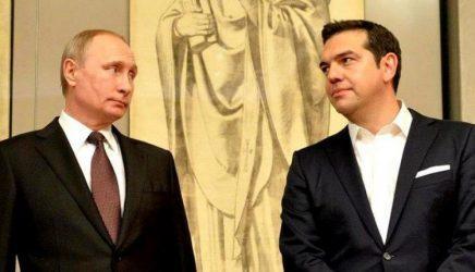 Στέλιος Φενέκος: Χηνοφώτης και Τσίπρας – Δυο διαφορετικές συμπεριφορές στην παγωμένη Ρωσία