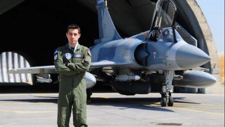 Κοσμάς Χάλαρης: Ο «Best Warrior» πιλότος του ΝΑΤΟ
