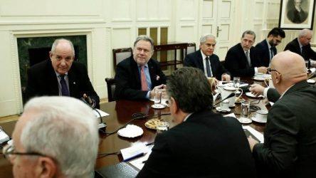 Συνεδρίασε το Εθνικό Συμβούλιο Εξωτερικής Πολιτικής