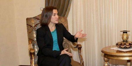 Αμάντα Σλοτ – Πηγή Έμπνευσης και Ελπίδα Σταθερότητας η Συμφωνία των Πρεσπών
