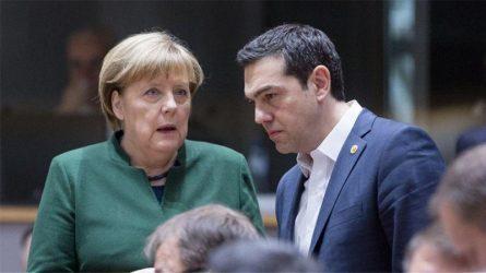 DW: Επιείκεια Μέρκελ προς Τσίπρα λόγω ΠΓΔΜ