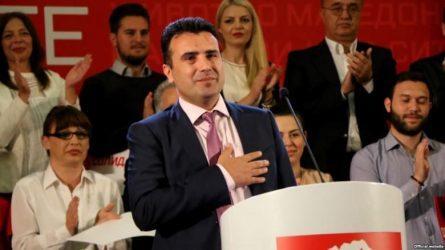 """Ζάεφ – """"Μακεδόνες"""" και Έλληνες να είστε περήφανοι για την Συμφωνία"""