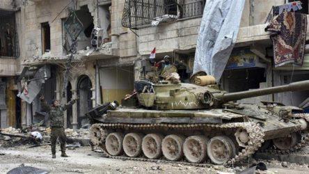 Συρία: Απομάκρυνση αμάχων από τον τελευταίο θύλακα του ΙΚ στη Ντέιζ Εζόρ
