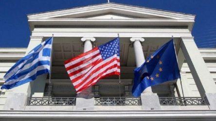 Κατρούγκαλος – Πάιατ: Η συμφωνία των Πρεσπών συμβάλλει στη σταθερότητα της περιοχής