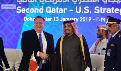 Υπογραφή σημαντικών συμφωνιών ΗΠΑ-Κατάρ στα πλαίσια του Δεύτερου Στρατηγικού Διαλόγου