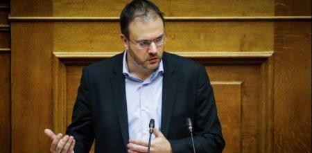 Θεοχαρόπουλος: Μου πρότειναν να είμαι επικεφαλής του Επικρατείας αρκεί να καταψηφίσω τη Συμφωνία των Πρεσπών