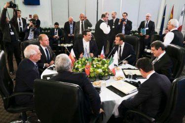 Ενέργεια, μεταναστευτικό, ευρωτουρκικές σχέσεις στη Σύνοδο των Ευρωπαϊκών Χωρών του Νότου