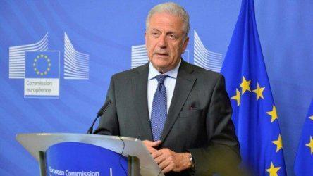 Δημήτρης Αβραμόπουλος: Η Ελλάδα το πρώτο θύμα του πολέμου στη Συρία