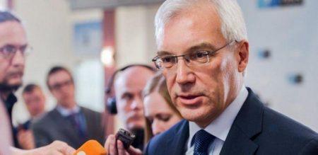 Ρώσος υφυπ. Εξωτερικών: Όμηρος γεωπολιτικών παιχνιδιών το Σκοπιανό
