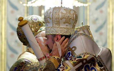 Ιστορική Ημέρα για το Πατριαρχείο – Παραδόθηκε ο Τόμος της Αυτοκεφαλίας στην Εκκλησία της Ουκρανίας
