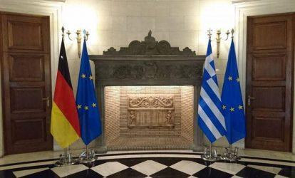 Η Γερμανική Πρεσβεία στην Αθήνα υμνεί τους Εύζωνες