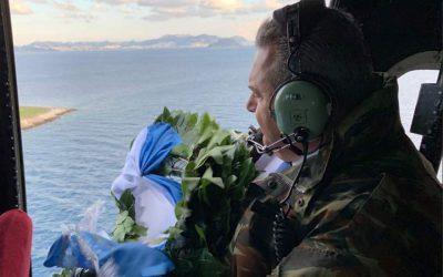 Βίντεο με την «τελική πράξη» του Υπουργού Άμυνας