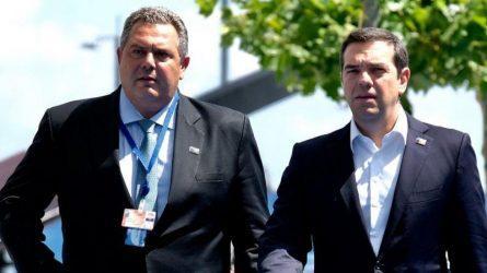 Π. Καμμένος: Για εθνικό λόγο θα προκηρύξει εκλογές στις 23 ή 30 Ιουνίου ο Τσίπρας