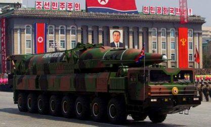 Νταν Κόουτς – Η Β. Κορέα δεν θα εγκαταλείψει τα πυρηνικά όπλα της