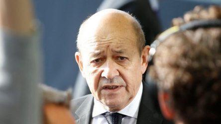 Γάλλος ΥΠΕΞ: Θα αποσυρθούμε στρατιωτικά από τη Συρία όταν εξευρεθεί πολιτική λύση