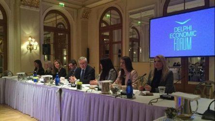 Συμεών Τσομώκος: Στόχος του Οικονομικού Φόρουμ των Δελφών να γίνει σημείο αναφοράς για την Ευρώπη και τη ΝΑ Μεσόγειο