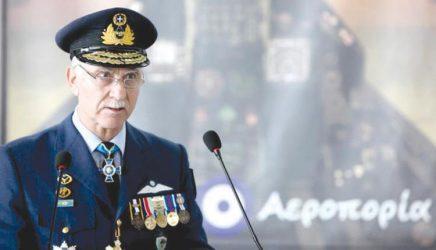Νέος ΓΕΕΘΑ ο αρχηγός του Γενικού Επιτελείου Αεροπορίας, Χρήστος Χριστοδούλου