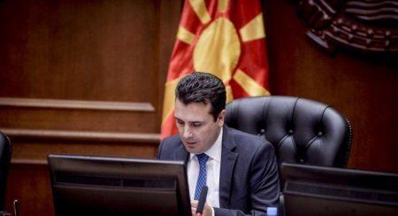 Ζάεφ: Η αντιπολίτευση υπονομεύει τη συμφωνία των Πρεσπών και το μέλλον της χώρας
