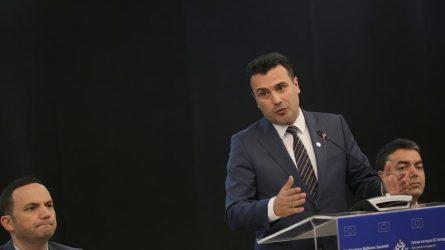 Ζόραν Ζάεφ: Η Συμφωνία των Πρεσπών παραμένει μία ιστορική συμφωνία