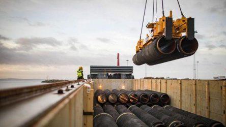 ΗΠΑ και Ευρώπη κατά του Nord Stream 2 εκτός της Μέρκελ