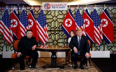 Χωρίς συμφωνία η Σύνοδος Ντ. Τραμπ και Κιμ Γιονγκ Ουν