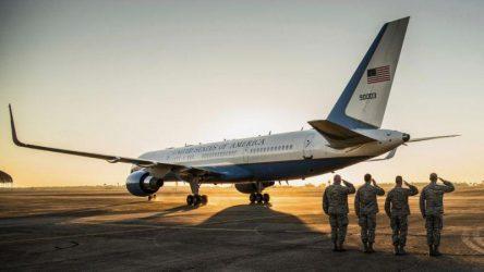 Δεν θα προσγειωθεί το Air Force One με τον Τραμπ στην Σούδα