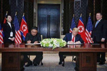 Έκθεση – Οι κυρώσεις του ΟΗΕ εναντίον της Βόρειας Κορέας είναι «αναποτελεσματικές»